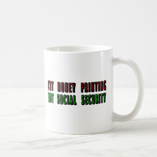 social security coffee mug