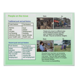Social Skills, Citizenship, People on the move Poster