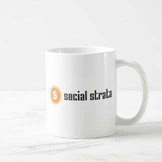 Social Strata swag Mugs