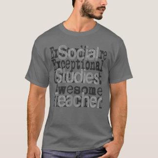 Social Studies Teacher Extraordinaire T-Shirt
