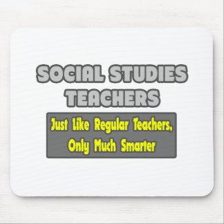 Social Studies Teachers...Smarter Mouse Pad