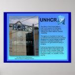 Social Studies, UNHCR, Geneva Poster