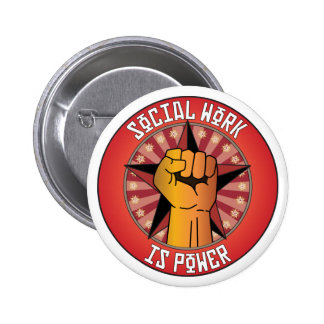 Social Work Is Power Button