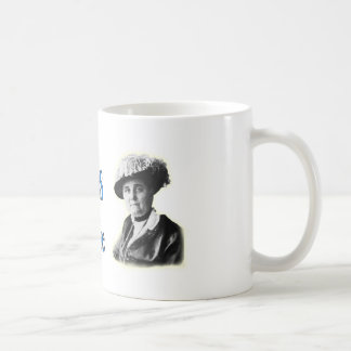 Social Work: Jane Addams Ran a Hull of a House Classic White Coffee Mug