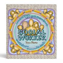 Social Worker binder