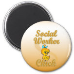 Social Worker Chick Magnet