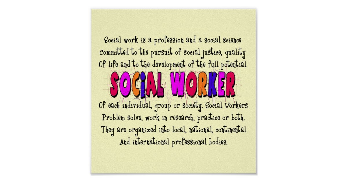 motivation and commitment for the social work profession Social service work is one of those fields, and what draws one into social service work is the subject of this paper it would seem that a field in which financial rewards are.