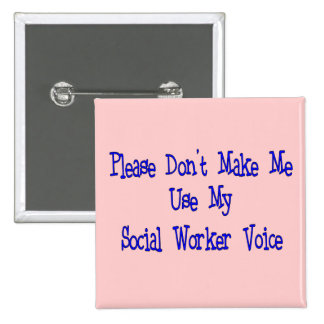 Social Worker Gifts Button
