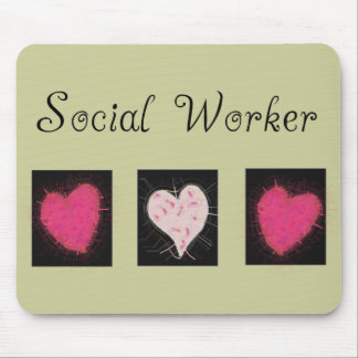 Social Worker Gifts Mouse Pad
