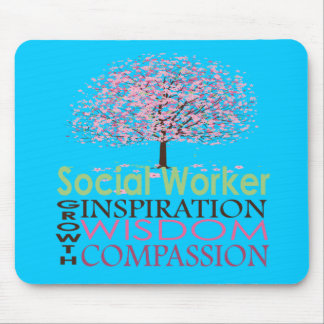 Social Worker Gifts Mousepad