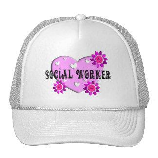 Social Worker Gifts Trucker Hat