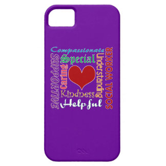 Social Worker iPhone SE/5/5s Case