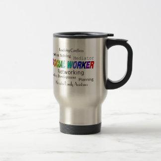 Social Worker Job Titles Tavel Mug