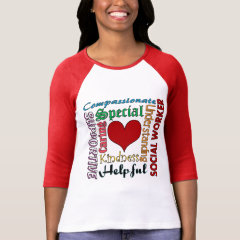 Social Worker T Shirts
