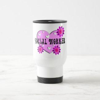 Social Worker Travel Mug