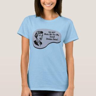 Social Worker Voice T-Shirt