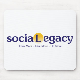 sociaLegacy Mouse Pad