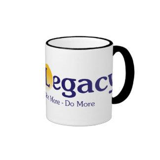 sociaLegacy Ringer Mug