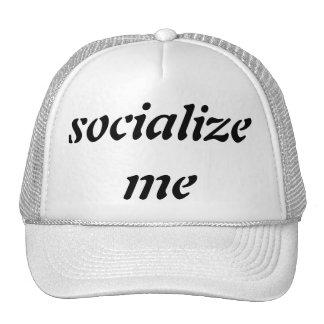 socialíceme gorra