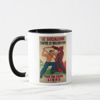 Socialism Against Bolshevism for a Free Mug