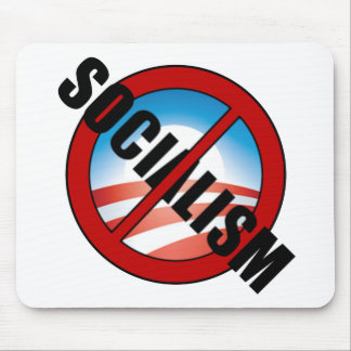 Socialism Buster Mouse Pad
