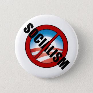Socialism Buster Pinback Button