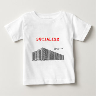 Socialism coming to a town near you.png t shirt