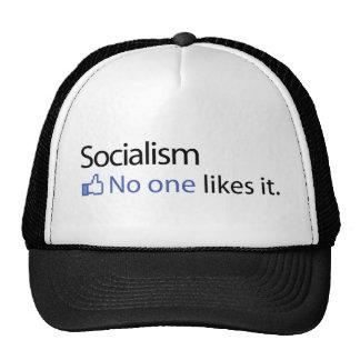 Socialism Trucker Hats