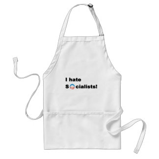 Socialism is BAD! Aprons