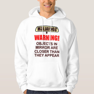 Socialism is Closer Than It Appears Hoodie