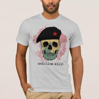 Socialism Kills Shirt - Customized