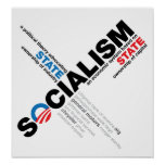 socialism state poster