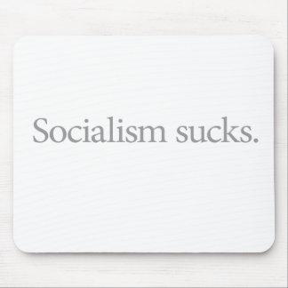Socialism Sucks (Quiet) Mouse Pads