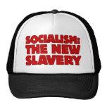 Socialism: The New Slavery Trucker Hat