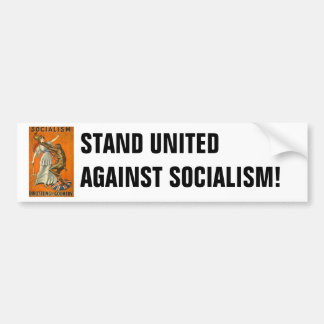 Socialism_Throttling_the_Country PUBLIC DOMAIN Bumper Stickers