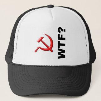 Socialism?  WTF? Trucker Hat