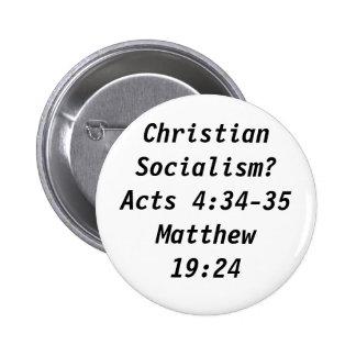 ¿Socialismo cristiano? Pin