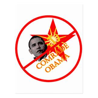 Socialismo de Anti-Obama Postales