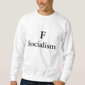 Socialismo de F Sudadera