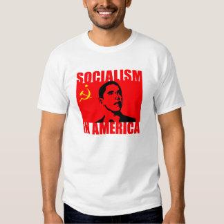 SOCIALISMO DE OBAMA REMERAS