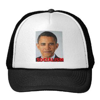 Socialismo de Prez Obama Gorras De Camionero
