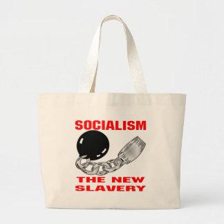 Socialismo la nueva esclavitud bolsa