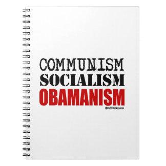 SOCIALISMO OBAMANISM DEL COMUNISMO LIBRO DE APUNTES