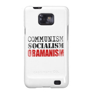 SOCIALISMO OBAMANISM Faded.png del COMUNISMO Samsung Galaxy S2 Funda