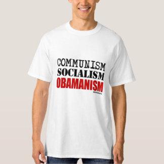 SOCIALISMO OBAMANISM - Politiclothes Humo del Poleras