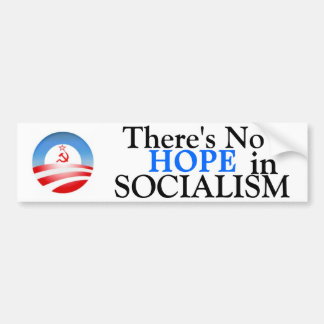 Socialismo Pegatina Para Auto