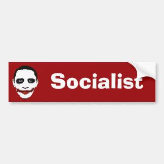 Socialist Car Bumper Sticker