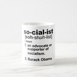 socialist definition mugs