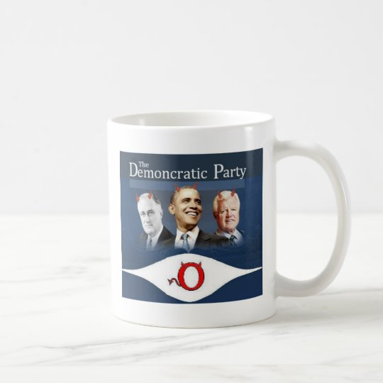Socialist Democrats...that's what they aare. Coffee Mug