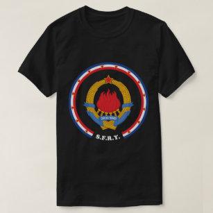 bf1f9eb55 Socialist Federal Republic of Yugoslavia T-Shirt